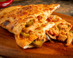 Spicy Mexican Calzone Sandwich