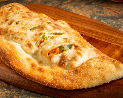 Chicken BBQ Calzone Meal