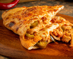Spicy Mexican Calzone Meal